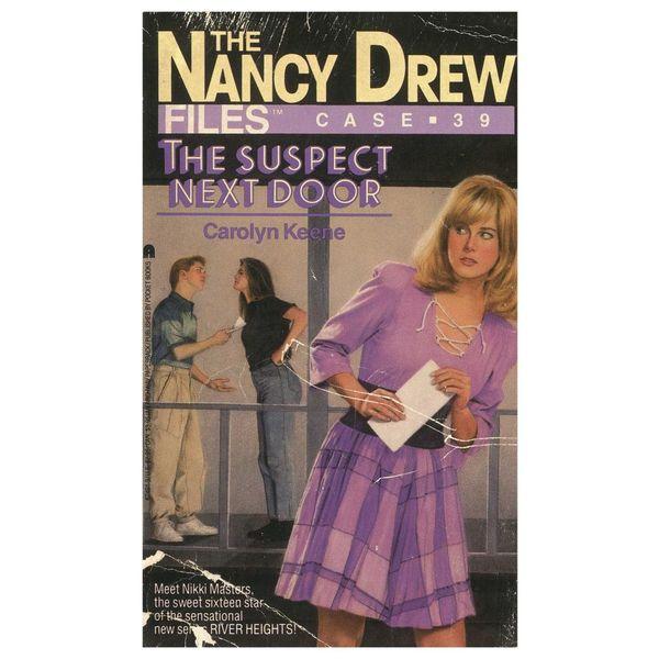 The Suspect Next Door - Carolyn Keene | Karta-nauczyciela.org