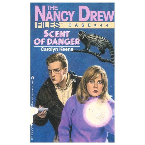 Scent of Danger - Carolyn Keene   Karta-nauczyciela.org
