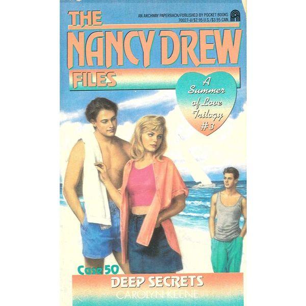 Deep Secrets - Carolyn Keene | Karta-nauczyciela.org