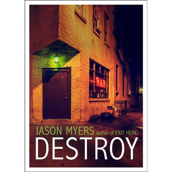 Destroy - Jason Myers   Karta-nauczyciela.org