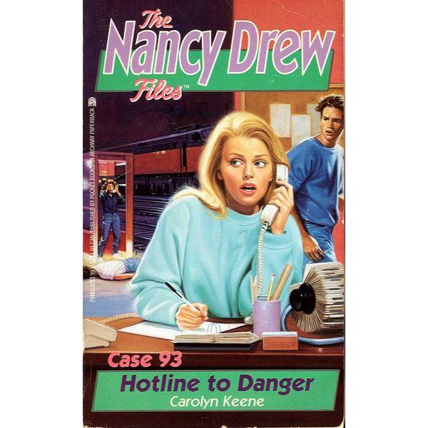 Hotline to Danger - Carolyn Keene | Karta-nauczyciela.org