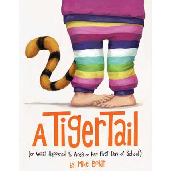 A Tiger Tail - Mike Boldt   Karta-nauczyciela.org