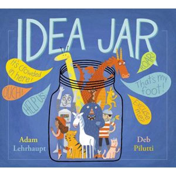 Idea Jar - Adam Lehrhaupt, Deb Pilutti (Illustrator) | Karta-nauczyciela.org
