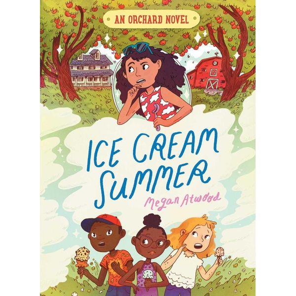 Ice Cream Summer - Megan Atwood, Natalie Andrewson (Illustrator) | 2020-eala-conference.org