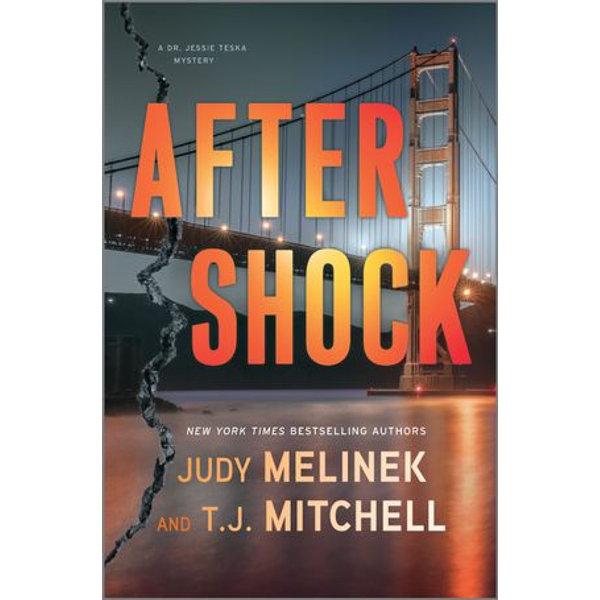 Aftershock - T.J. Mitchell, Judy Melinek   Karta-nauczyciela.org