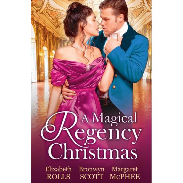 A Magical Regency Christmas - 3 Book Box Set - Elizabeth Rolls, Bronwyn Scott, Margaret McPhee   Karta-nauczyciela.org