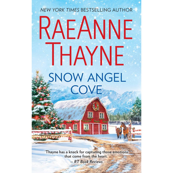 Snow Angel Cove - RaeAnne Thayne | Karta-nauczyciela.org