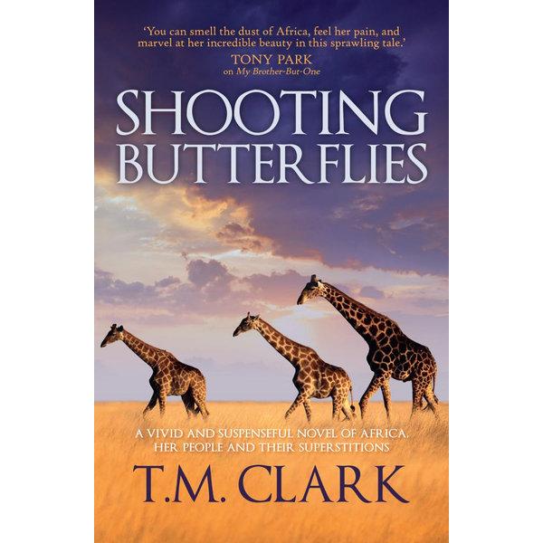 Shooting Butterflies - T.M. Clark | Karta-nauczyciela.org