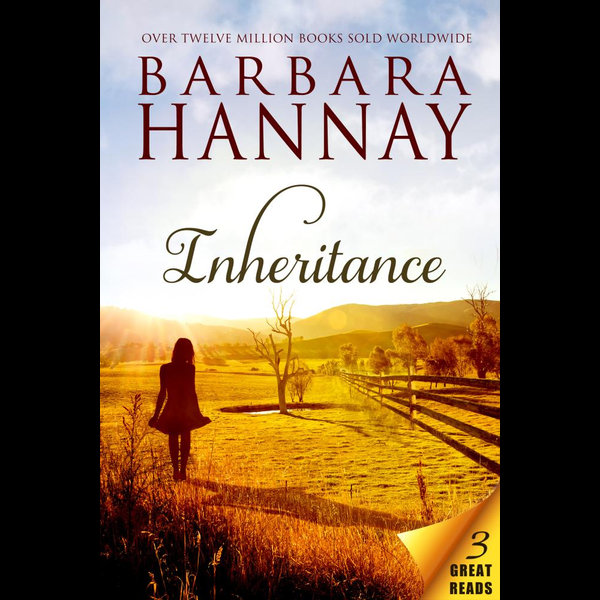Inheritance - 3 Book Box Set - Barbara Hannay   Karta-nauczyciela.org