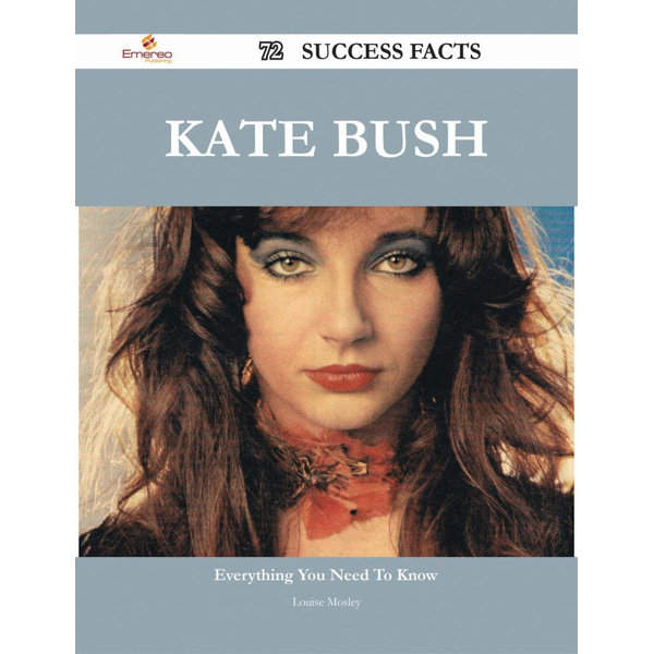 Kate Bush 72 Success Facts - Everything you need to know about Kate Bush - Louise Mosley | Karta-nauczyciela.org
