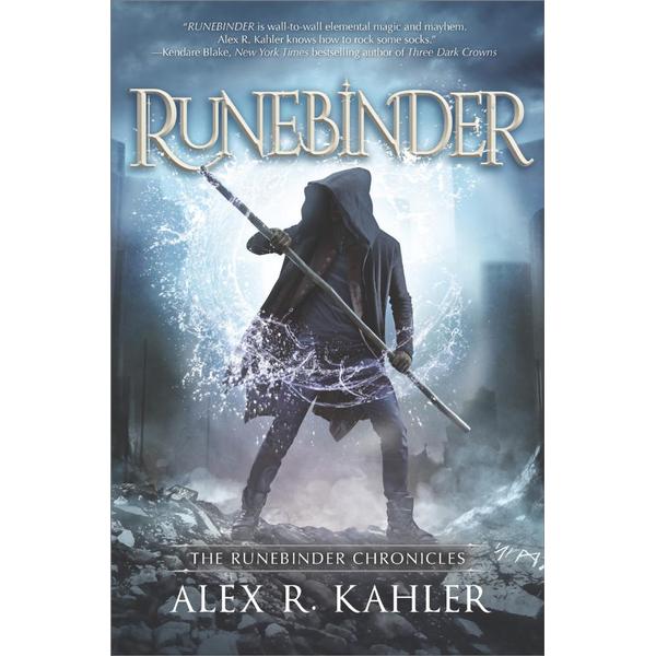 Runebinder - Alex R. Kahler | 2020-eala-conference.org