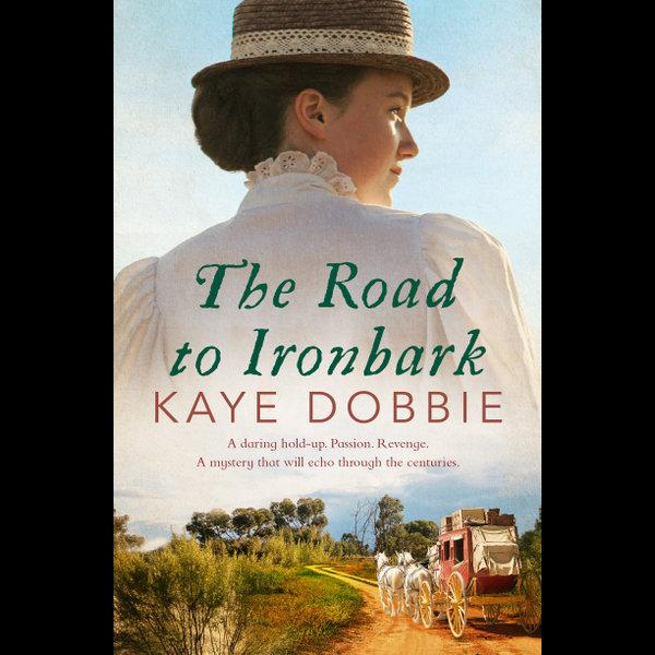 The Road to Ironbark - Kaye Dobbie   Karta-nauczyciela.org