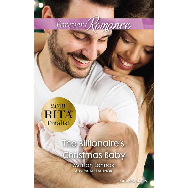 The Billionaire's Christmas Baby - Marion Lennox   Karta-nauczyciela.org