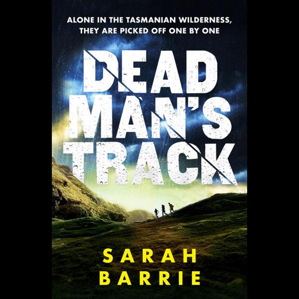Deadman's Track - Sarah Barrie   Karta-nauczyciela.org