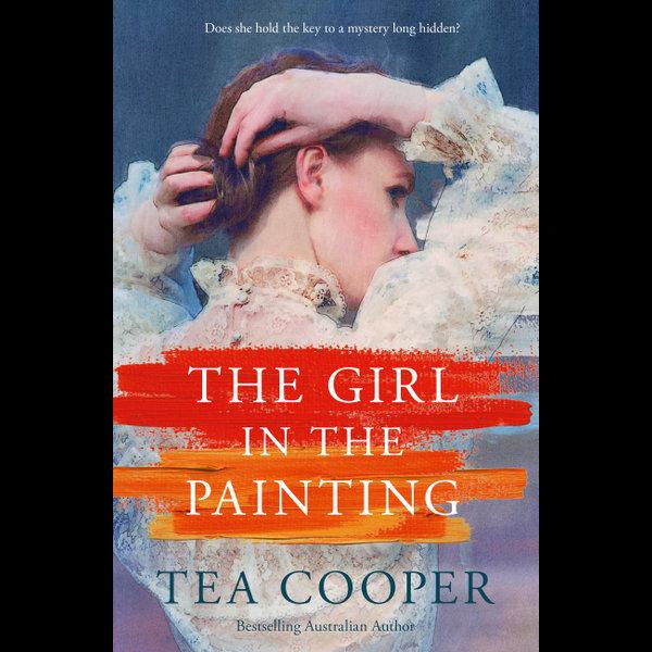 The Girl In The Painting - Tea Cooper | Karta-nauczyciela.org