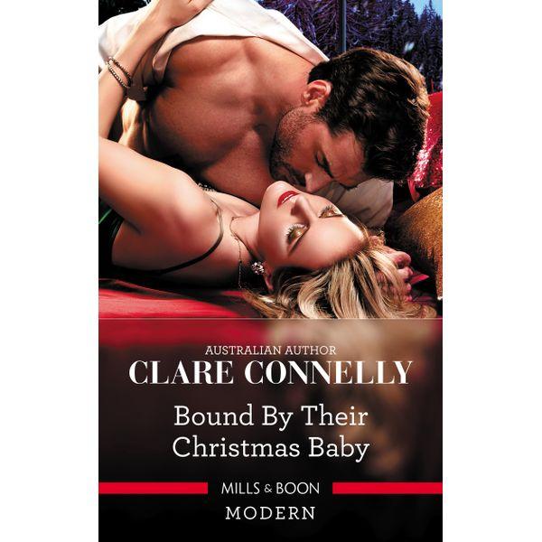 Bound By Their Christmas Baby - Clare Connelly | Karta-nauczyciela.org