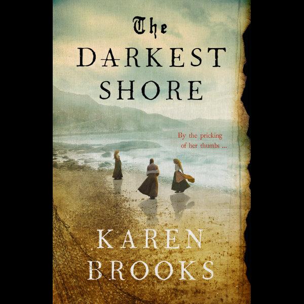 The Darkest Shore - Karen Brooks | Karta-nauczyciela.org