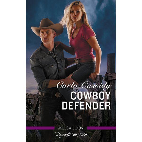 Cowboy Defender - Carla Cassidy | Karta-nauczyciela.org