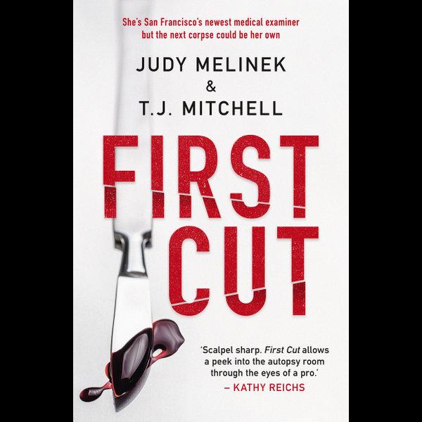 First Cut - Judy Melinek | Karta-nauczyciela.org