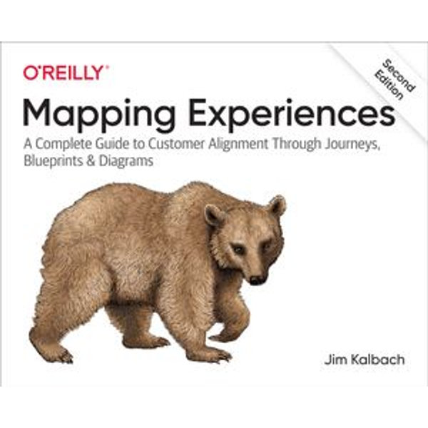 Mapping Experiences - James Kalbach | 2020-eala-conference.org