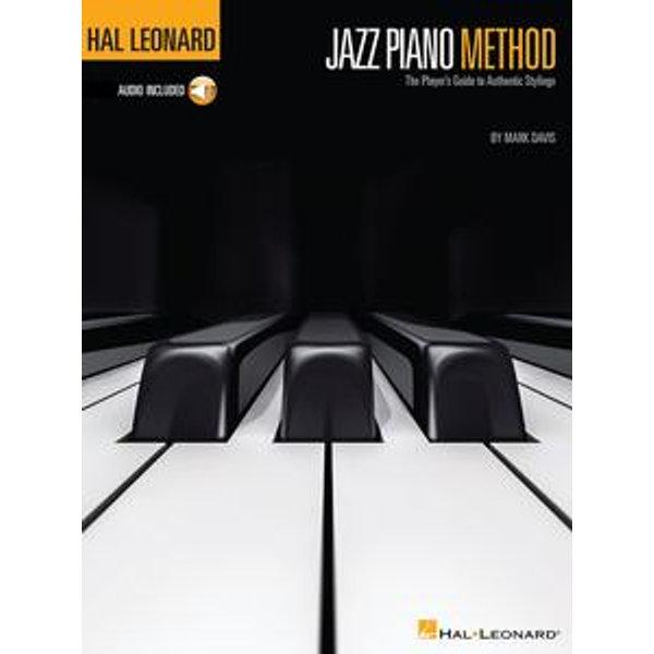Hal Leonard Jazz Piano Method - Mark Davis   2020-eala-conference.org