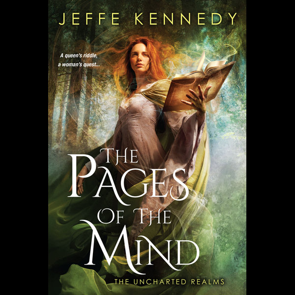 The Pages of the Mind - Jeffe Kennedy   Karta-nauczyciela.org
