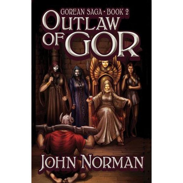 Outlaw of Gor - John Norman   Karta-nauczyciela.org