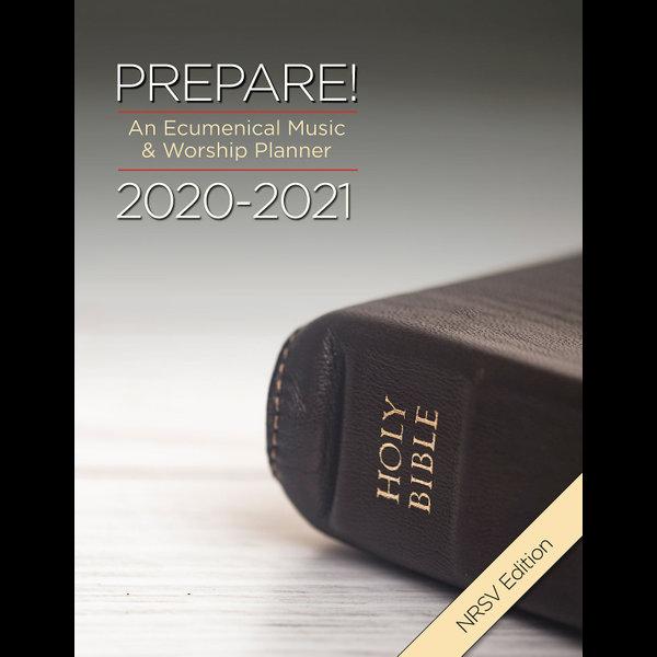 Prepare! 2020-2021 NRSV Edition - Mary Scifres, David L. Bone | 2020-eala-conference.org