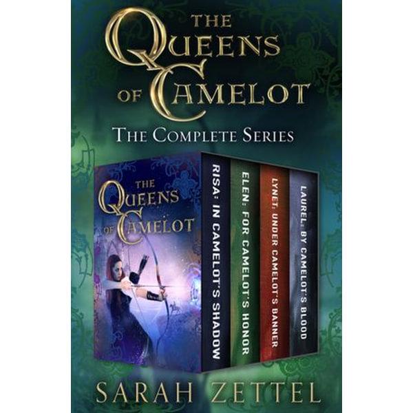 The Queens of Camelot - Sarah Zettel   Karta-nauczyciela.org