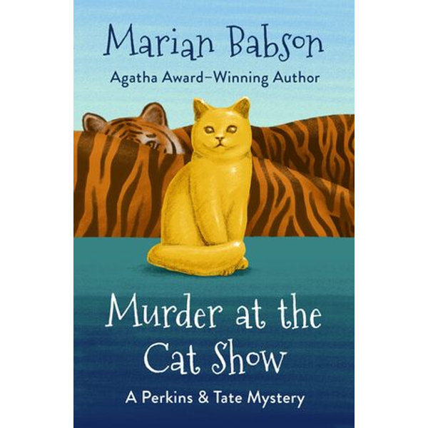 Murder at the Cat Show - Marian Babson | Karta-nauczyciela.org