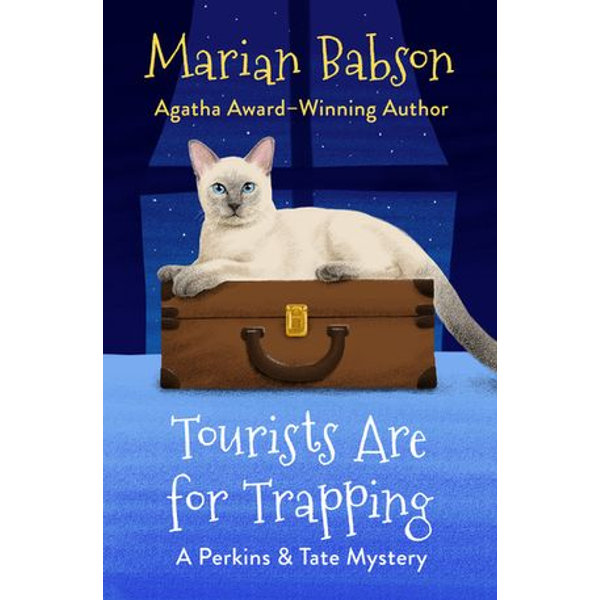 Tourists Are for Trapping - Marian Babson | 2020-eala-conference.org