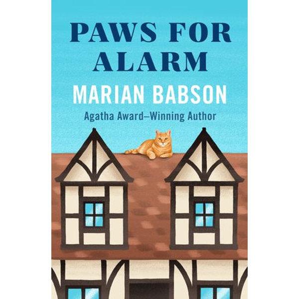 Paws for Alarm - Marian Babson | Karta-nauczyciela.org