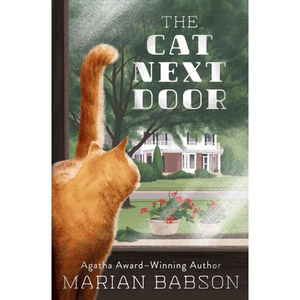 The Cat Next Door - Marian Babson | Karta-nauczyciela.org