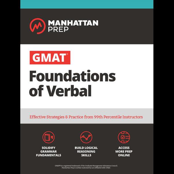 GMAT Foundations of Verbal - Manhattan Prep | 2020-eala-conference.org