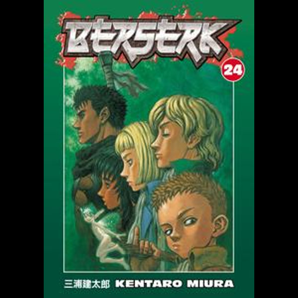 Berserk Volume 24 - Kentaro Miura | 2020-eala-conference.org