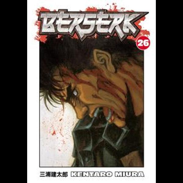 Berserk Volume 26 - Kentaro Miura | Karta-nauczyciela.org