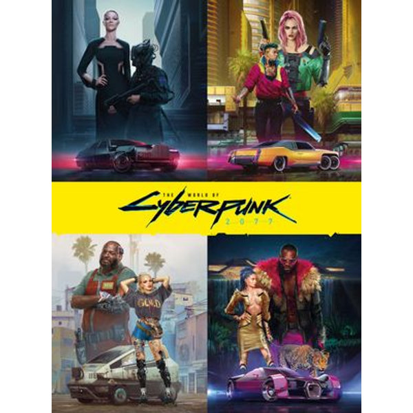 The World of Cyberpunk 2077 - Marcin Batylda | Karta-nauczyciela.org