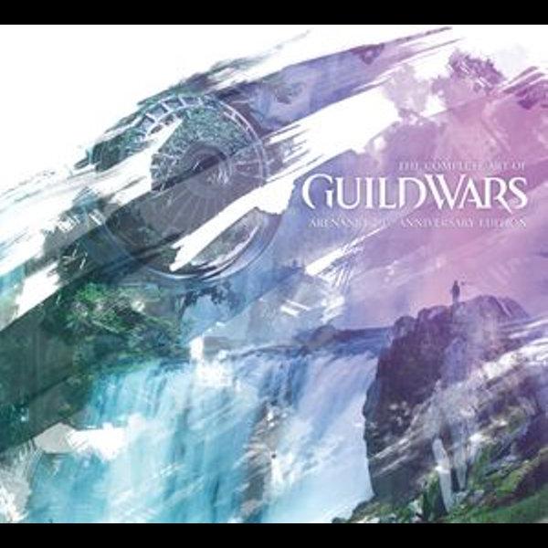 The Complete Art of Guild Wars - Arenanet, Indigo Boock | Karta-nauczyciela.org