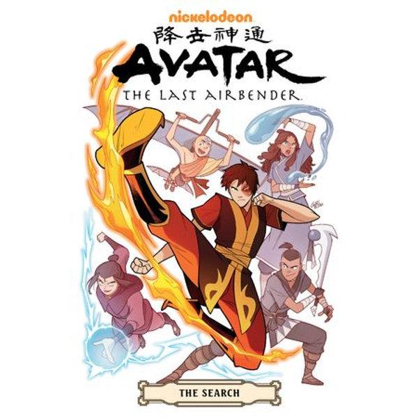 Avatar - Gene Luen Yang, Gurihiru (Illustrator) | 2020-eala-conference.org