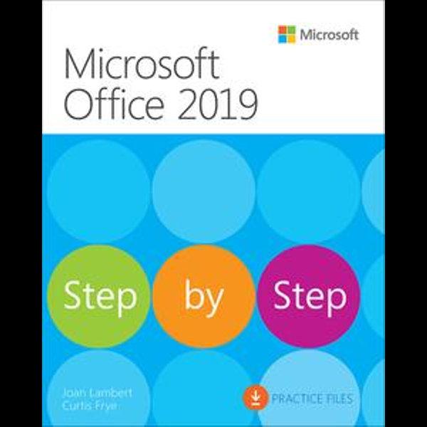 Microsoft Office 2019 Step by Step - Joan Lambert, Curtis Frye | 2020-eala-conference.org