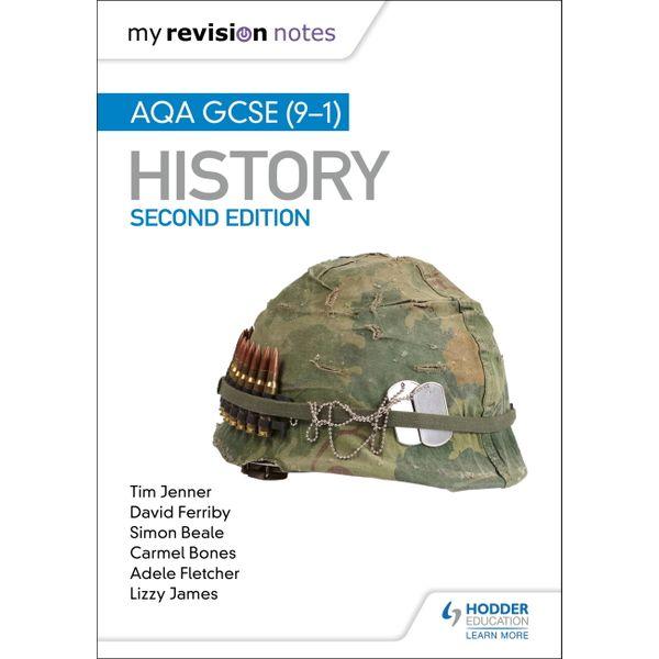 My Revision Notes - Tim Jenner, David Ferriby, Simon Beale, Carmel Bones, Lizzy James | 2020-eala-conference.org