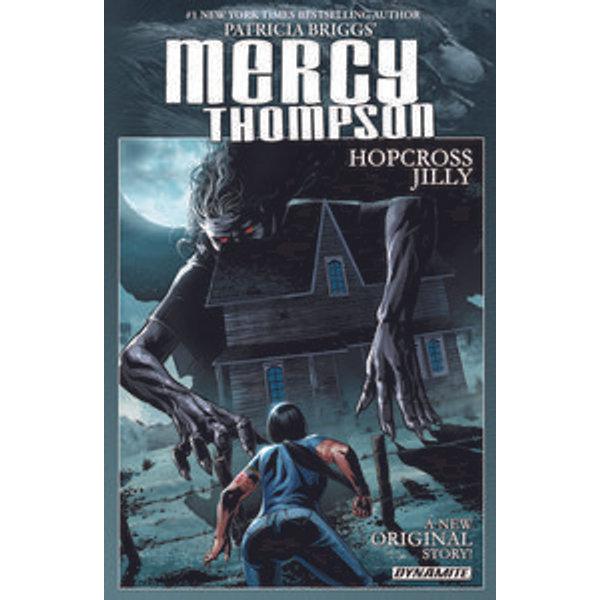 Patricia Briggs' Mercy Thompson - Patricia Briggs, Rik Hoskin, Tom Garcia (Illustrator) | Karta-nauczyciela.org