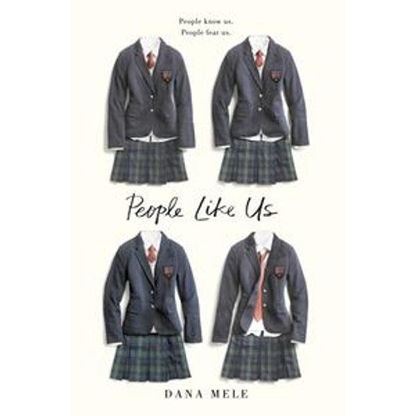 People Like Us - Dana Mele | Karta-nauczyciela.org