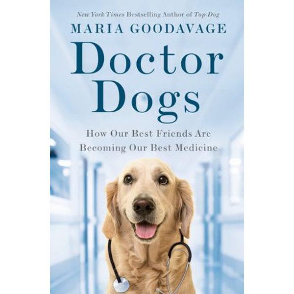 Doctor Dogs - Maria Goodavage   Karta-nauczyciela.org