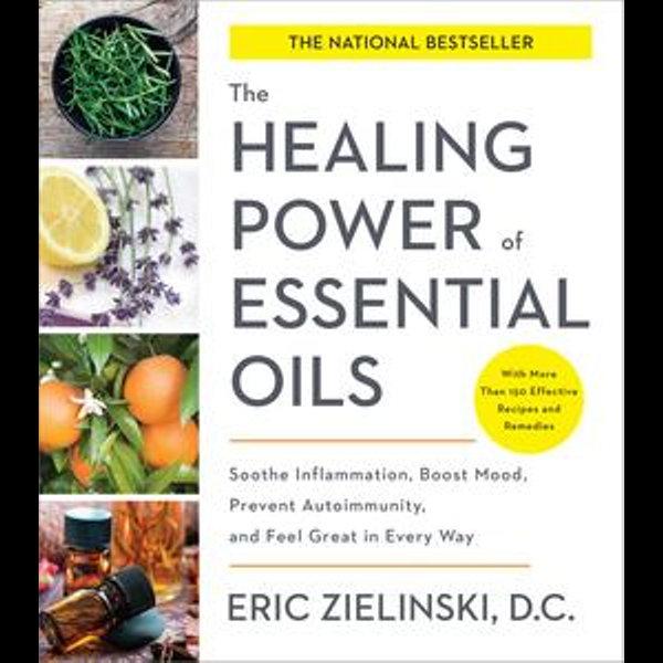 The Healing Power of Essential Oils -    Karta-nauczyciela.org