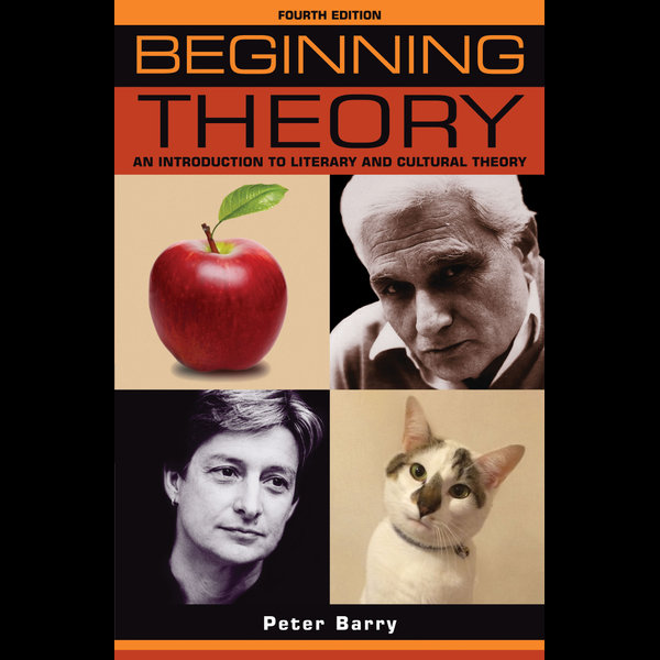 Beginning theory - Peter Barry, John McLeod   Karta-nauczyciela.org