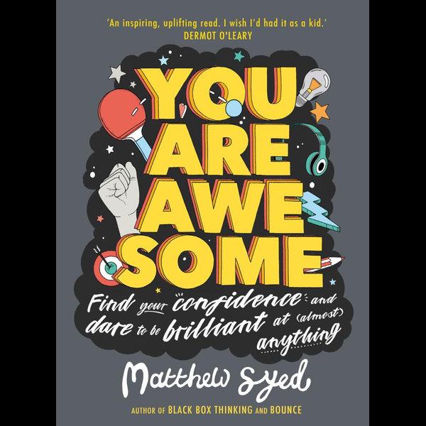 You Are Awesome - Matthew Syed, Toby Triumph (Illustrator)   Karta-nauczyciela.org