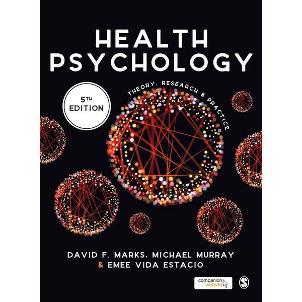 Health Psychology - David F. Marks, Emee Vida Estacio, Michael Murray | Karta-nauczyciela.org
