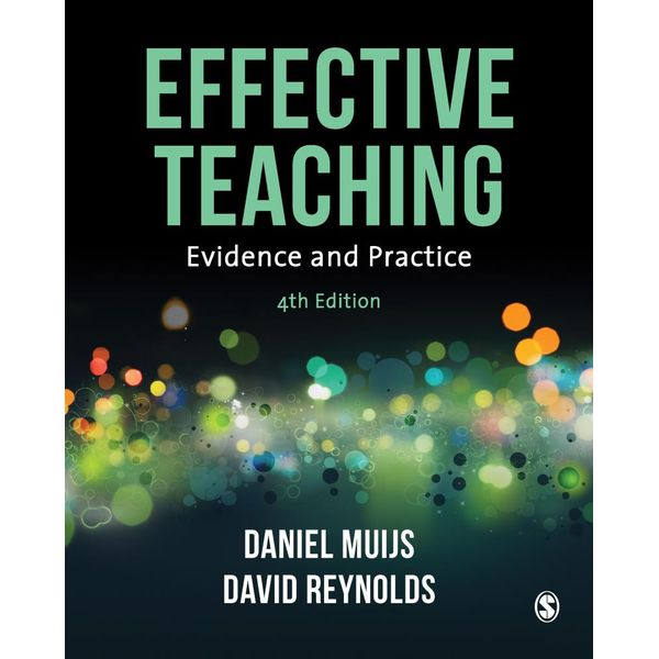Effective Teaching - Daniel Muijs, David Reynolds | 2020-eala-conference.org
