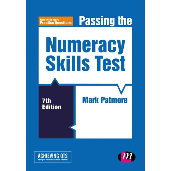 Passing the Numeracy Skills Test - Mark Patmore | 2020-eala-conference.org
